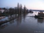 Hochwasser am 10.1.11 - Beuel