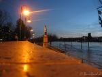 Hochwasser am 10.1.11 - Nepomuk