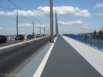Kennedybrücke am 06.08.2010