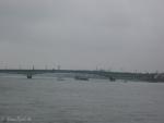 Kennedybrücke am 07.11.2010