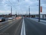 Kennedybrücke am 28.10.2010