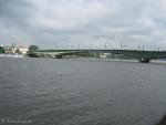 Kennedybrücke am 31.08.2010