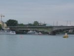 Sanierung Kennedybrücke 07. Juni 2010