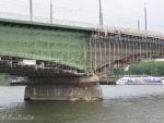 Sanierung Kennedybrücke 31. Mai 2010