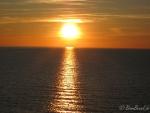 Urlaub - Sonnenuntergang Rerik