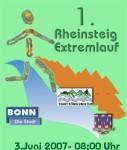 Rheinsteig Extremlauf Grafik