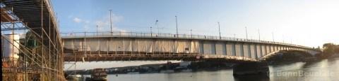 Bild - Kennedybrücke vom 19.09.07