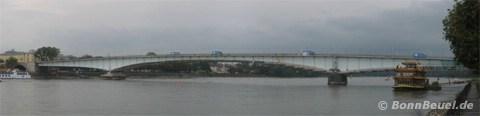 Bild - Kennedybrücke Bonn Beuel
