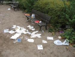 Bild - Vandalismus Teil 2 Bonn Beuel