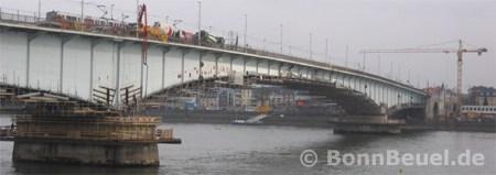 Kennedybrücke Bonn 21.02.08