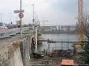 Kennedybrücke Blick nach Beuel 21.02.08