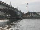 Kennedybrücke Blick nach Beuel