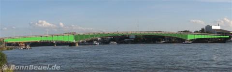 Kennedybrücke 2010