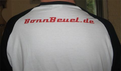 T-Shirt bonnbeuel.de Bonn Beuel