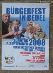 Bürgerfest in Bonn Beuel