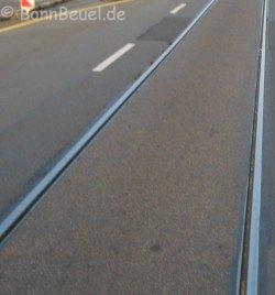 Schienen Bonn