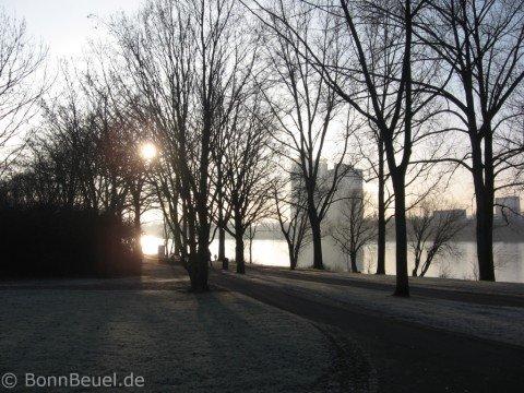 Rheinufer Beuel