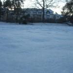 Beuel im Schnee 11.01.09