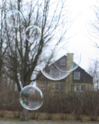 Bewegung, Seifenblasen 01.03.09