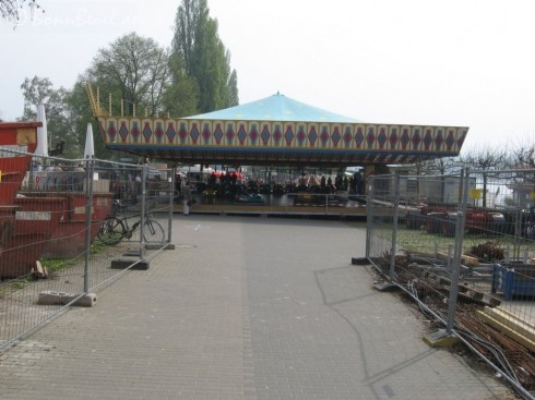 Autoscooter - Osterkirmes 2009