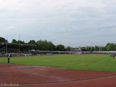 Gamecocks Stadion Pennefeld - 09.05.09
