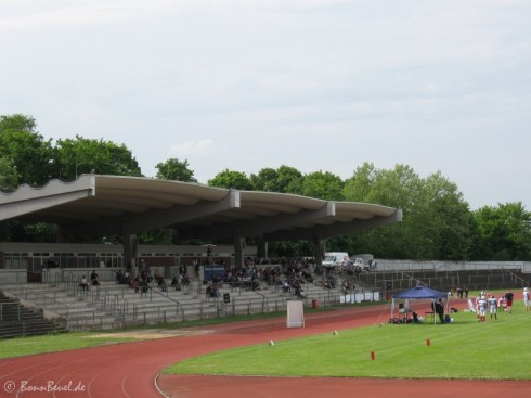 Bonn Gamecocks Tribüne