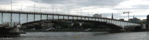 Kennedybrücke Bonn 17.05.09