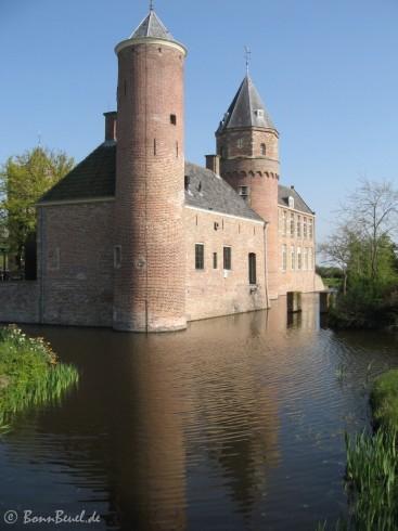 Domburg - Kastell Westhove