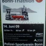19. Bonn Triathlon 14.06. 2009