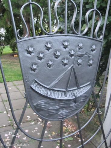 Wappen von Beuel - aber wo befindet es sich?