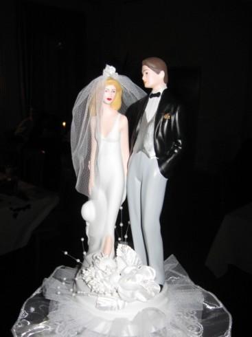 Projekt 52: Schönheitskönig - Hochzeitstorte
