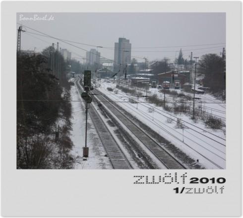 Januar Bahn Zwölf2010