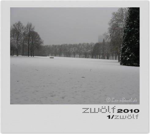 zwölf2010: Januar am Rhein (Kreuzherrenstraße)