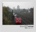 November - Zwölf2010 Bahn