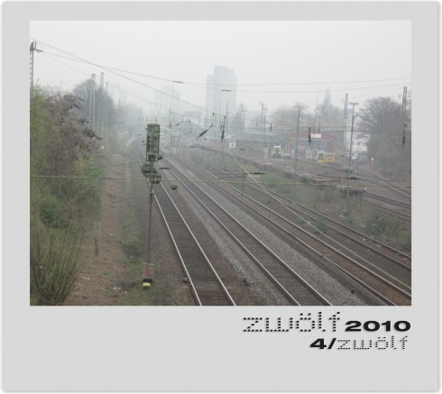 April zwölf2010 - Bahn
