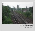 August- Zwölf2010 Bahn