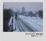 Dezember - zwölf2010 Bahn