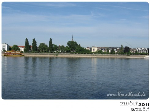 zwölf2011: Mai - Beueler Rheinufer