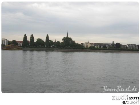 zwölf2011: Juni - Beueler Rheinufer