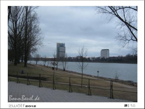 zwölf2012: Februar - Beueler Rheinufer