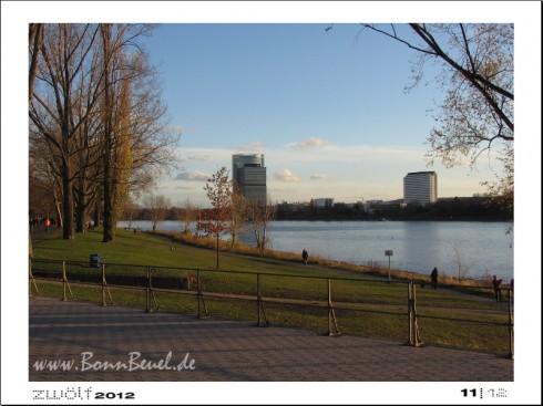zwölf2012: November - Rheinufer in Beuel